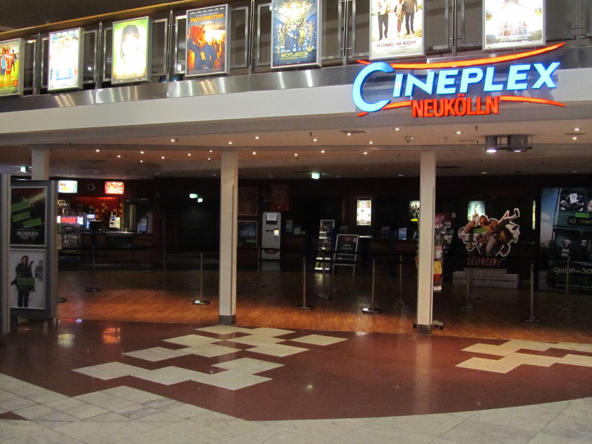 Cineplex Neukölln Arcaden Programm