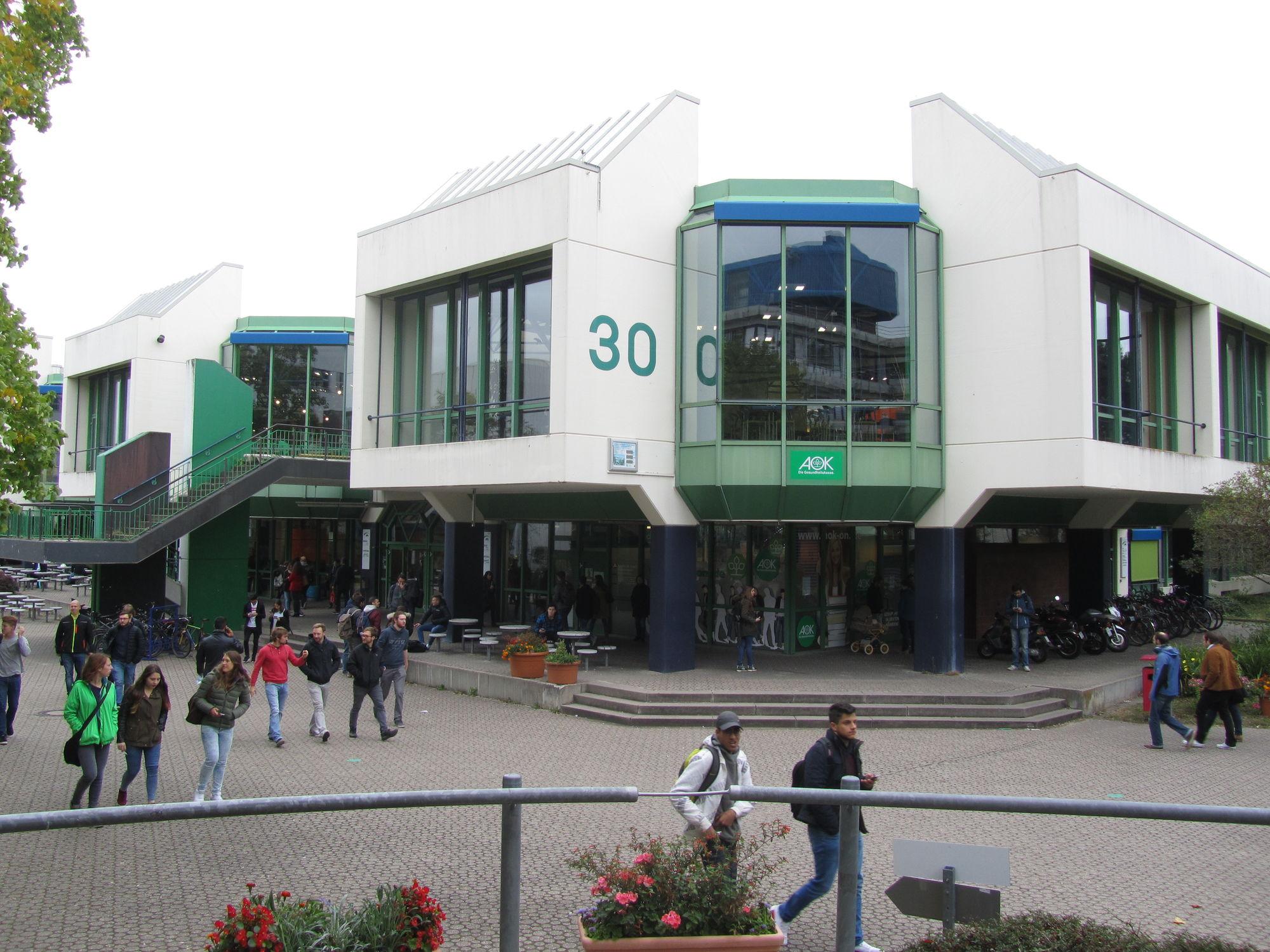 Technische Universität Kaiserslautern Ingenieurbüro Tga Effizienz
